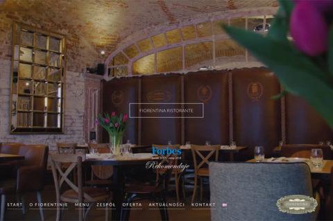 Dorota Gostylla - Restauracja Fiorentina